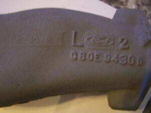 NOS Ford ex manifolds - 428SCJ & 429SCJ