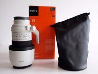 SONY FE 70-200mm F4 G OSS E Mount Lens (New Unused)