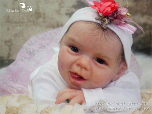 Studio-Doll Baby  Reborn  Girl Hani by AK Kitagawa  limit.edit.