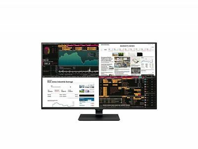 LG IT Products 43UD79-B 42,5 Zoll 4k UHD Monitor schwarz EEK: B