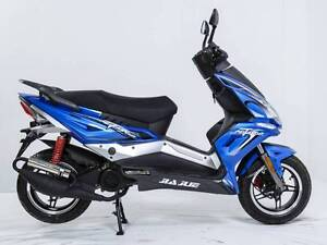 2017 MATADOR 50cc SCOOTER, RIDE ON CAR LICENCE, BRAND NEW Sunshine Coast Region Preview