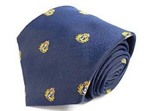 Royal Navy Cap Badge Regimental Tie