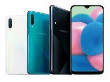"BRAND NEW Samsung Galaxy A30s SM-A307G/DS Dual Sim FACTORY UNLOCKED 6.4"" 64GB"