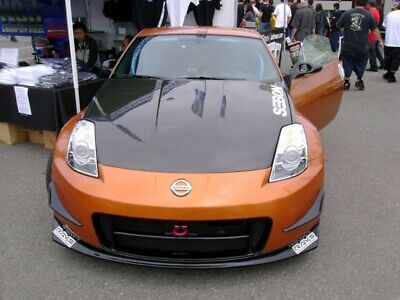03-06 Fits Nissan 350Z OE Seibon Carbon Fiber Body Kit- Hood!!! HD0205NS350-OE