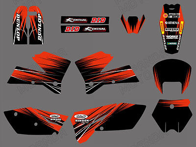 Moto Gear Graphics Seat Cover Compatible With Honda Foreman TRX450S 1998-2000 Logo Red Sides Seat Cover