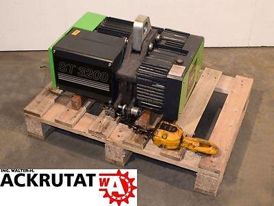 Elektrokettenzug Kettenzug Stahl ST 3200S Traglast 1600 kg Kran Hebezeug ()