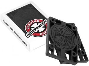 INDEPENDENT-TRUCK-COMPANY-Almohadillas-Elevadoras-Para-Skateboard-0-6cm-0-3cm