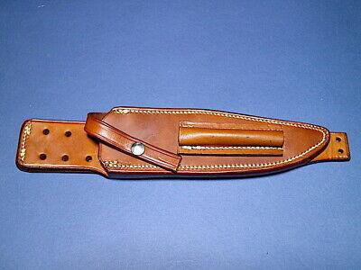 JIMMY LILE SLY2 Knives Leather sheath