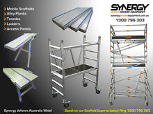 Brand New Aluminium Scaffold Solutions Underwood Logan Area Preview
