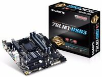 Gigabyte AMD 78LMT-USB3 AM3+ DDR3 HDMI Micro ATX Rev 6.0 Gaming PC Motherboard