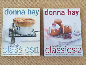 Donna Hay - Classics Cookbooks X 2 - both for $10 Lisarow Gosford Area Preview
