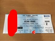 ARIANA GRANDE HOT SEAT TICKET Rockdale Rockdale Area Preview