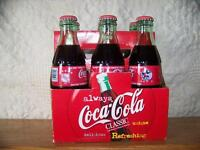 COKE 6 PACK FROM THE 2000 NHL ALL-STAR GAME