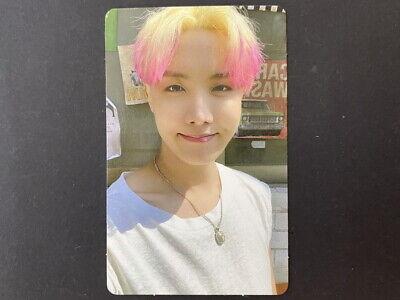 BTS-BUTTER WEVERSE SHOP PRE ORDER GIFT PHOTO CARD JHOPE