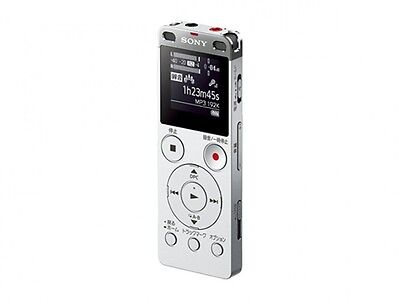 Sony Stereo IC Recorder ICD-UX560F Silver 4GB Japan Free Shipping With Tracking