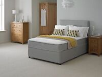 BRAND NEW LUXURY DOUBLE DIVAN BED SETS SAMEDAY DELIVERY BELFAST