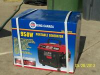Generator - lightweight, portable