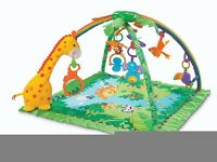 Fisher-Price Rainforest Baby Play Gym collection N15 or EN9