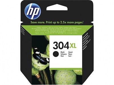 Cartuccia inchiostro nero ORIGINALE HP 304 XL (N9K08AE) per DeskJet 3732