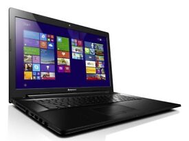"Lenovo Z70-80 17.3"" Laptop 80FG i7 5th Gen i7 5500U 2.70GFHz 8GB 1TB Win 10 HDMI"