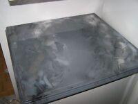 Comptoir en epoxy imitation granit, quartz,marbre