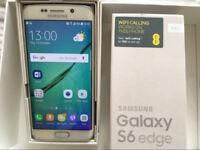 Samsung galaxy s6 edge 64GB unlocked Brand new