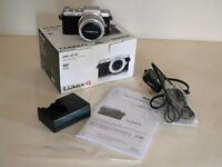 Panasonic Lumix DMC GF7 micro four thirds system camera
