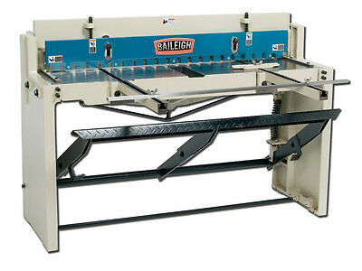 Baileigh Sf-5216e Economy 16ga X 52 Foot Shear