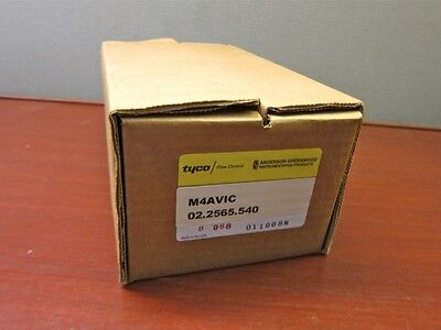 Tyco Anderson Greenwood Manifold Valve M4avic In Box