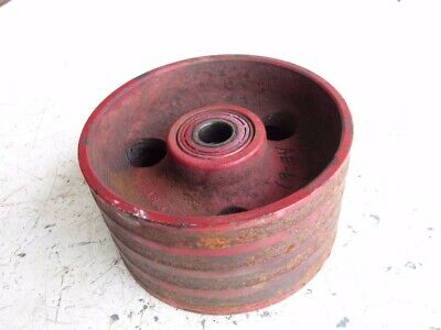 New Holland 86632727 Idler Pulley 1411 Disc Mower Conditioner Moco