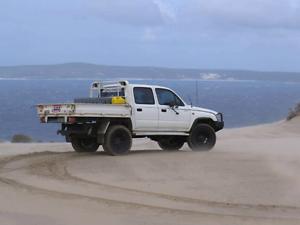 Toyota hilux Wellard Kwinana Area Preview