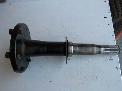 John Deere M803792 Axle Shaft 955 Tractor