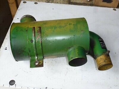 Air Cleaner Housing Wo Cover At20727 John Deere Tractor Filter