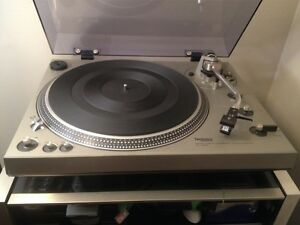 Technics SL-1300 Turntable with Shure V15 III Cartridge