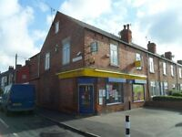 HIGH TURNOVER NISA CONVENIENCE/OFF LICENCE STORE FOR SALE, SITUATED IN THE SOUTH EAST OF SHEFFIELD
