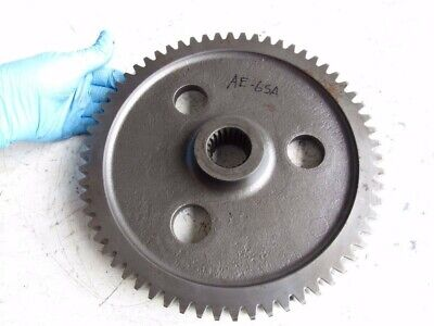 New Holland 86602359 87051763 Roll Drive Gear 1411 Disc Mower Conditioner Moco