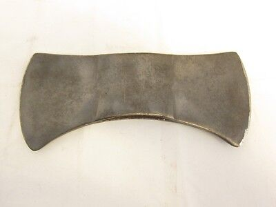 Vintage Double Sided Collins Axe Head - Double Sided Axe