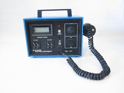 Teledyne Analytical Instruments 354 Percent Oxygen Analyzer