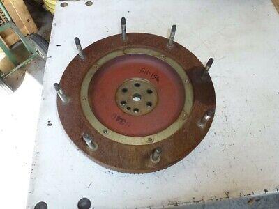 Flywheel To Yanmar 4jhlt-k Marine Diesel Engine Kohler 16cco63 Generator