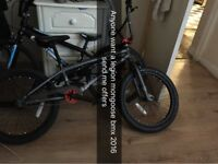 New legion mongoose bmx special edition