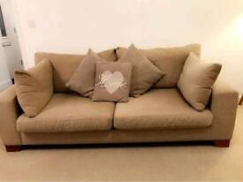 Next Sofas Settee 2 piece
