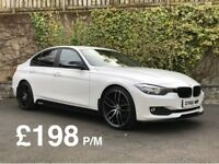 BMW 320D 3 SERIES EFFICIENT DYNAMICS M-Performance kit SAT NAV a3 a4 a5 a6 330 520 530 c220 e220
