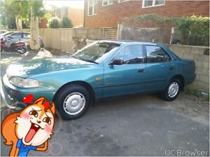 1993 Holden Apollo Sedan Ashfield Ashfield Area Preview