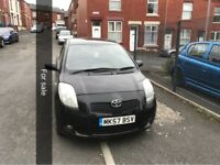 Toyota Yaris for sale cheap bargain