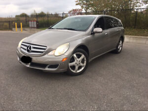 2006 Mercedes R500 6 Seater