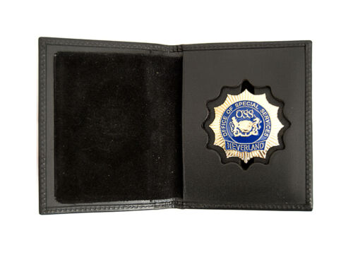 Michael Jackson NEVERLAND RANCH OSS security badge