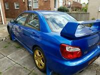 Subaru Impreza WRX - 2.0 Turbo - 2005 (05) - 12 Month MOT - Low Miles - Lovely Fast Car