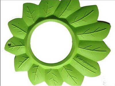 Baby Kid Safe Shower Bath Wash Hair Sunshade Shield Cap Shampoo Visor (green)