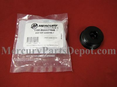 Mercury Marine End Cap Assembly Part # 1100- 8M0021648 - New