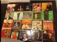 MASSIVE JOBLOT OF VINYL RECORD SINGLES AND BOXSETS